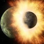 Spitzer vindt aanwijzing voor botsende planeten