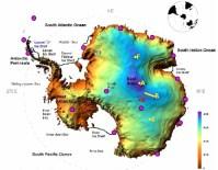 Waarnemen in Antartica