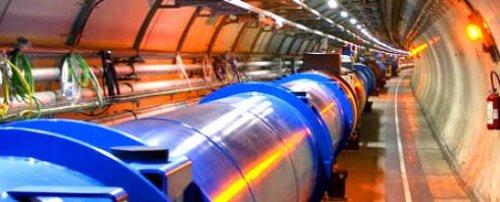 De LHC gaat dit weekend weer van start