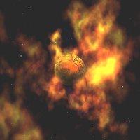 Schets van een magnetar