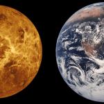 Resoneren Venus en de Aarde met elkaar?