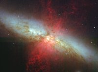 M82 heeft een mysterieuze radiobron