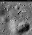 APOLLO schiet met een laser op de Lunochod 1
