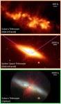 Subaru ziet sterclusters in M82 die superwinden creëren