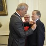 Telescopenverzamelaar Peter Louwman krijgt koninklijke onderscheiding