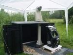 Zonne-observatorium Helios van Christiaan Huygens geopend