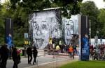 LOFAR schittert op het Noorderzon Festival