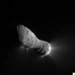 Hebben kometen water op aarde gebracht?