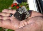 Kijk nou, een meteoriet op bezoek bij de Comettes
