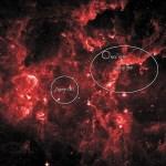 Fermi brengt kosmische straling Cygnus X in beeld