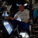 André Kuipers: I went to space… and all I got was this lousy T-shirt