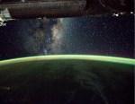 Wowie, André strikes again: de Melkweg vanuit het ISS