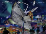 Waar kan je de Amerikaanse 'gepensioneerde' ruimtevaarttoestellen zien?
