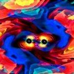 Gravitatiegolven kunnen de geschiedenis van zwarte gaten onthullen