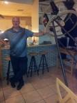 Komende vrijdag brengt André Heijkoop z'n 'kanon' in stelling