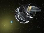 Video: alle 37.000 waarnemingen van IR-satelliet Herschel binnen één minuut