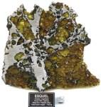 Groene meteorieten zijn door heftige botsing ontstaan