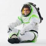 De Z1, prototype van het ruimtepak van toekomstige astronauten