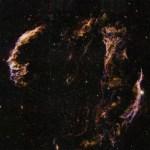 Durf je 'm te downloaden, deze foto van de Cygnus Loop, 1,68 gigabytes groot?