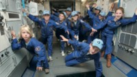 Deelnemers aan het Space Expo Kamp