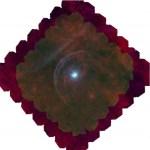 Boeggolf Betelgeuze zorgt over 5000 jaar voor daverende kosmische botsing