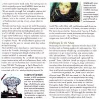 Daniela in Sky & Telescope