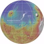 Ondergrondse kanalen op Mars in beeld gebracht