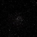 Messier Maandag – M52, open cluster naast de Zeepbel