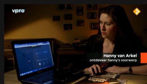 Hanny in Tegenlicht