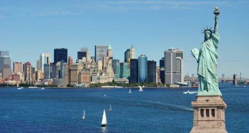 NYC Aarde