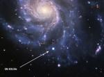 SN 2011fe geldt voortaan als benchmark voor type Ia supernovae