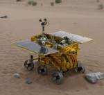 China wil eind 2013 een rover op de Maan laten rondrijden
