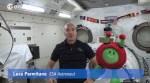 Een onverwachte gast aan boord van het ISS: Paxi