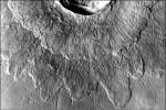 Mysterie van de 'dubbelgelaagde kraters' op Mars lijkt opgelost