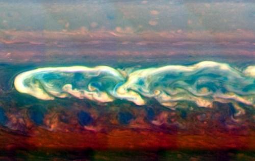 Saturnus superstorm 2011