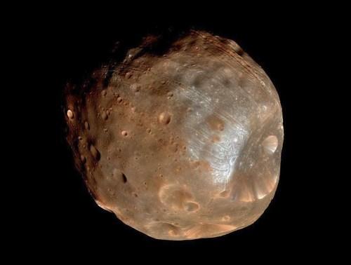 Phobos MRO
