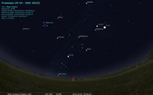 M44 3 locatie