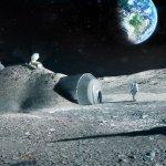 Bouwen op de maan