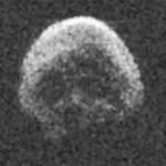 Zo spooky was de Halloween-planetoïde 2015 TB145 nou ook weer niet
