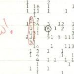 Yep, het Wow! signaal was afkomstig van een komeet