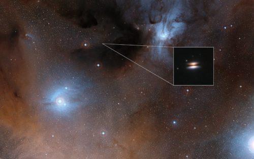 De protoplanetaire schijf</p data-recalc-dims=