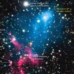 Sterrenkundigen ontdekken explosieve combi van botsende clusters en actieve zwarte gaten