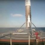 Succesvolle lancering van SpaceX' Falcon 9 met tien Iridium satellieten én navolgende zachte landing