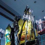 Het spookt bij de James Webb Space Telescope