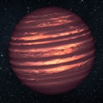 De bovengrens van de massa van bruine dwergen is vastgesteld: 70 Jupitermassa's