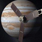 Orkanen woeden ook diep in het inwendige van reuzenplaneet Jupiter