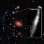 Hubble ziet kosmisch vuurwerk in het jonge universum
