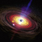 Mogelijk eerste middelzware zwarte gat binnen de Melkweg ontdekt