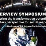 3 november eerste internationale Overview Symposium in Kerkrade