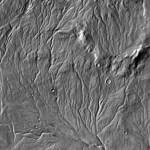 """Ook op een """"koude en droge"""" planeet Mars is stromend water mogelijk"""